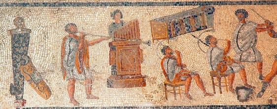 buccine romane