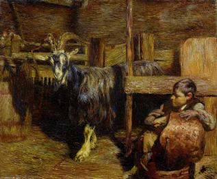 giovanni-giacometti-in-the-goat-barn